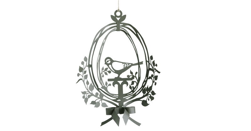 ornament ptak